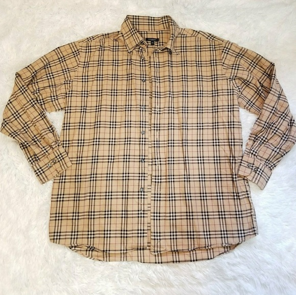 Burberry Other - Burberry Vintage plaid shirt 8656afc95